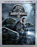 Jurassic World 3D (Blu-ray + DVD)