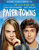 Paper Towns (Blu-ray + DVD)