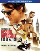 Mission: Impossible - Rogue Nation (Blu-ray + DVD)