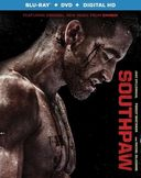 Southpaw (Blu-ray + DVD)