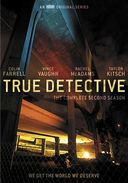True Detective - Complete 2nd Season (3-DVD)
