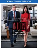 The Intern (Blu-ray + DVD)