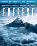 Everest 3D (Blu-ray + DVD)