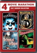 4 Movie Marathon: Cult Horror Collection (The