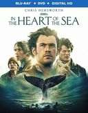 In the Heart of the Sea (Blu-ray + DVD)