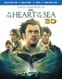 In the Heart of the Sea 3D (Blu-ray + DVD)
