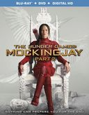 The Hunger Games: Mockingjay, Part 2 (Blu-ray +
