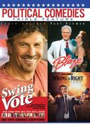 Political Comedies: Swing Vote / Blaze / Wrong Is