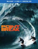 Point Break (Blu-ray + DVD)