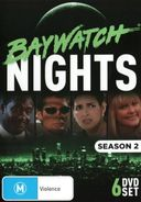 Baywatch Nights - Season 2 [Import] (6-DVD)