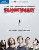 Silicon Valley - Complete 2nd Season (Blu-ray)