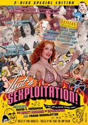 That's Sexploitation! (2-DVD)