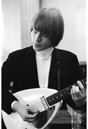 The Rolling Stones - Print: Brian Jones with Vox