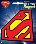 DC Comics Die-Cut Superman Logo Giant Magnet