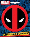 Marvel Comics Die-Cut Deadpool Logo Giant Magnet