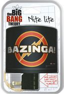 The Big Bang Theory - Bazinga! Night Light