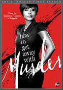 How to Get Away with Murder - Complete 1st Season (4-DVD)