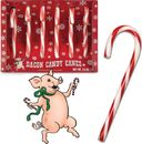 Bacon Candy Canes: Box of 6
