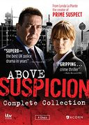 Above Suspicion - Complete Collection (4-DVD)