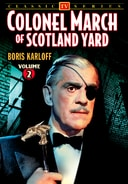 Colonel March of Scotland Yard, Volume 2: