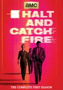 Halt and Catch Fire - Complete 1st Season (3-DVD)