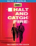 Halt and Catch Fire - Complete 1st Season