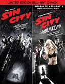 Sin City Limited Edition 2-Pack (Blu-ray + DVD)