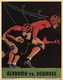 College Football - Alabama vs Sewanee - 1939