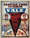 College Football - Georgia vs Yale - 1929 Poster