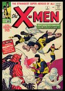 Vintage Marvel Posters - X-Men #1