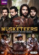 The Musketeers - Season 2 (3-DVD)