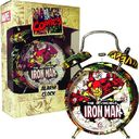 "Marvel Comics - Iron man - 4"" Alarm Clock"