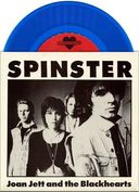 Spinster / Go Home/Hostility (Blue Vinyl)