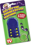 Pocket Sound Machine - Get Off The Phone Excuse