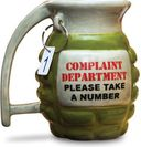 Funny - Complaint Department Take a Number -