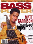 Bass Player - Volume #21, Issue #10