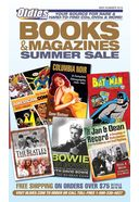 Books Sale (Summer 2016) [Catalog #893]
