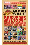 Collectables Records Music Sale (April 2016)