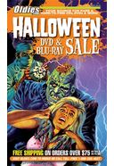 Halloween DVD & Blu-ray Sale [Catalog #916]