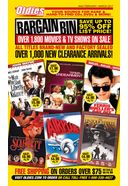 DVD & Blu-ray Bargain Bin [Catalog #945]