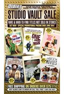 Studio Vault Sale (May/June 2017) [Catalog #960]