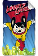 Mighty Mouse - City Watch Fleece Blanket