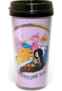 Adventure Time - Cast - 16 oz. Travel Mug