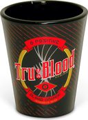 True Blood - Black Shot Glass