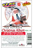 KFRC 99.7FM - Ultimate Christmas Album, Volume 4