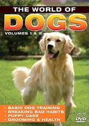 Dogs - World of Dogs, Volume 1 & 2 (2-DVD)
