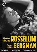 3 Films by Roberto Rossellini Starring Ingrid