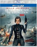 Resident Evil: Retribution 3D (Blu-ray)