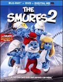 The Smurfs 2 (Blu-ray + DVD)
