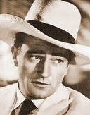 "John Wayne - Young Hat Close Up - 11"" x 14"" Print"